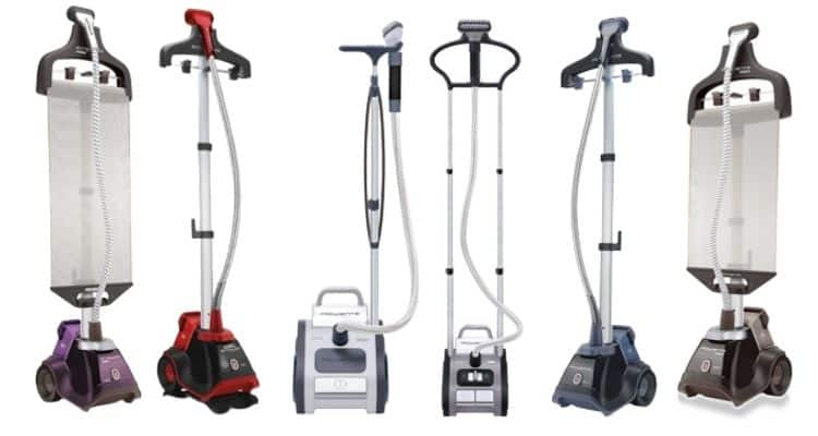 how to clean a rowenta clothes steamer