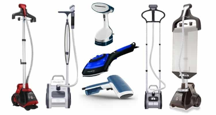 rowenta clothes steamer cleaning